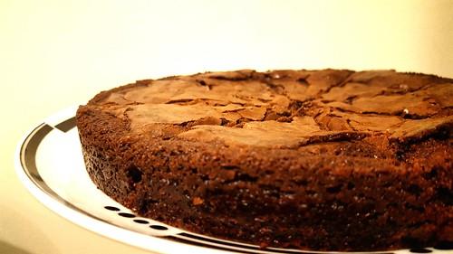 brownie time