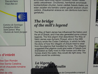 "The Bridge of the Mill""s Legend"