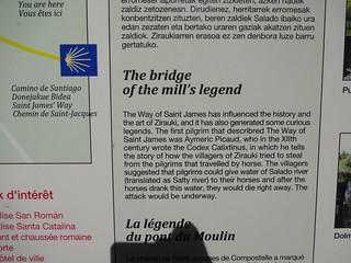 The Bridge of the Mill's Legend