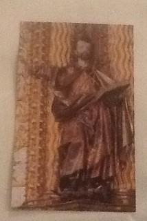 St. James prayer card