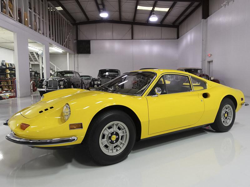 1971 FERRARI DINO 246 GT
