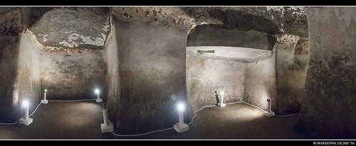 La Cisterna del Corridoio o del Comandante #2