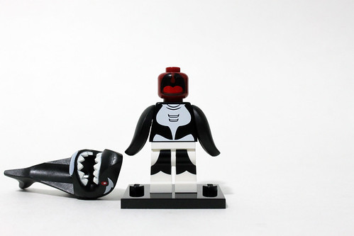 The LEGO Batman Movie Collectible Minifigures (71017) - Orca