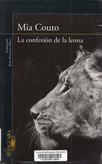 Mia Couto, La confesión de la leona