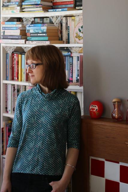 Linden Swap Grainline Studio Linden Sweatshirt
