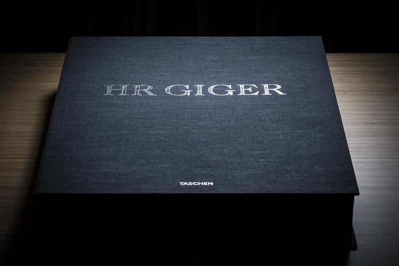 HR GIGER - Taschen