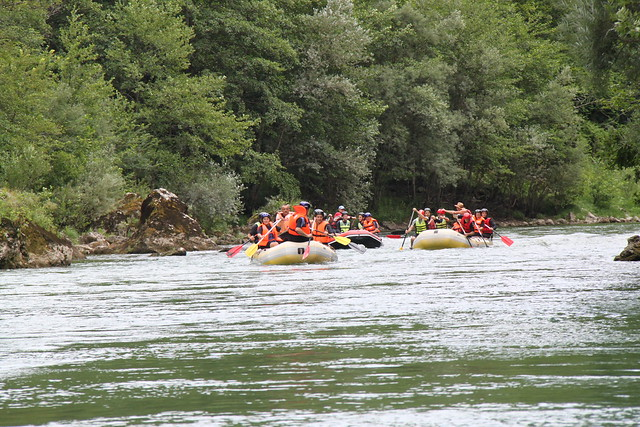 Rafting na Neretvi za sve uzraste
