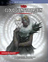 Cloud Giant's Bargain