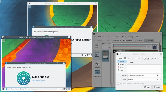 KDE neon Now Available on Docker – Jonathan Riddell's Diary