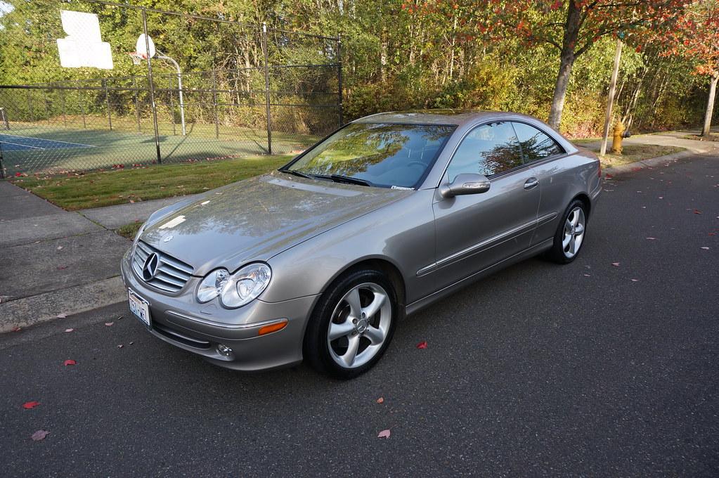 Fs 2003 Mercedes Benz Clk320 Loaded Pristine Condition