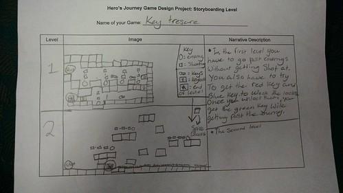 Game Design 2016