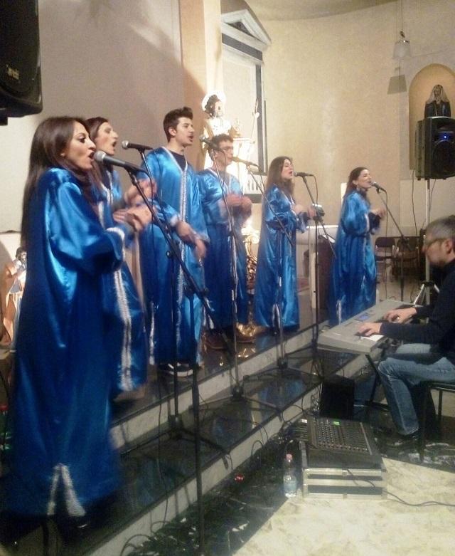Torre a Mare. Concerto Gospel intero