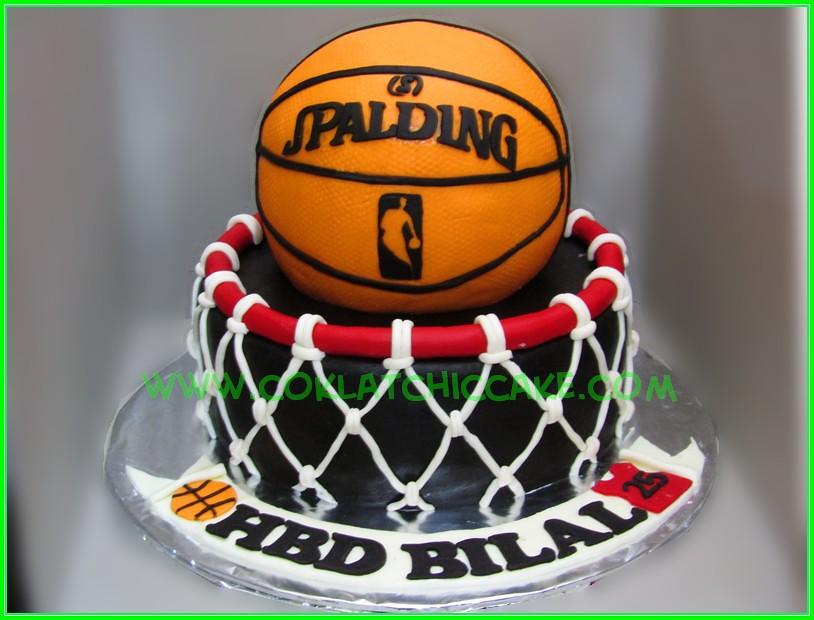 cake basketball