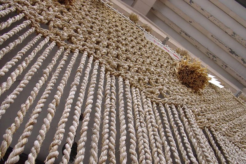 Hirota Shrine in Aomori