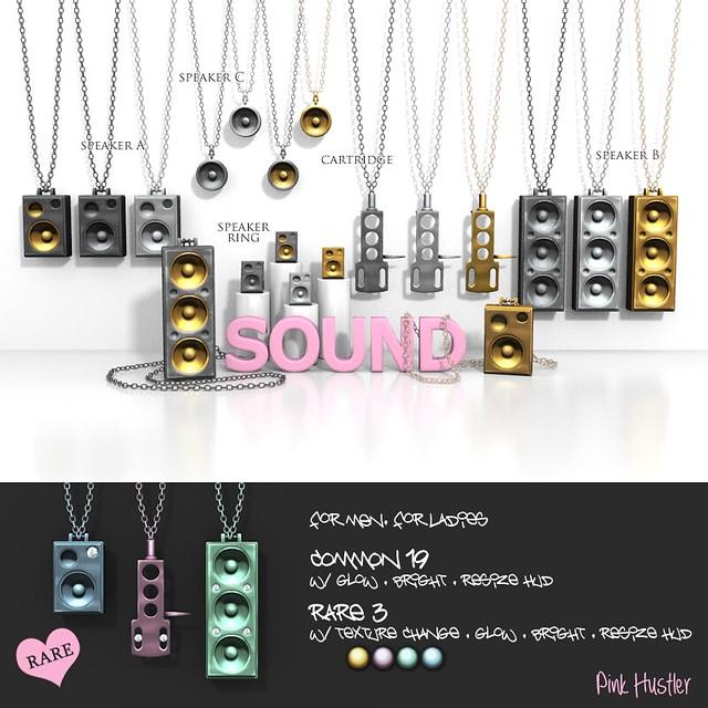 """accessory """"SOUND"""""""