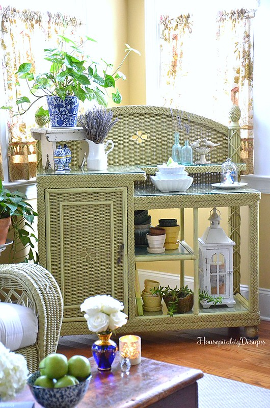 Sunroom-Potting Bench-Housepitality Designs