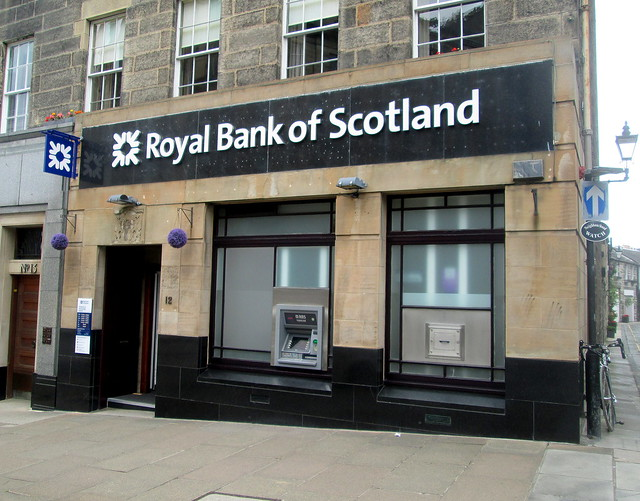 RBS, N West Circus Place, Edinburgh