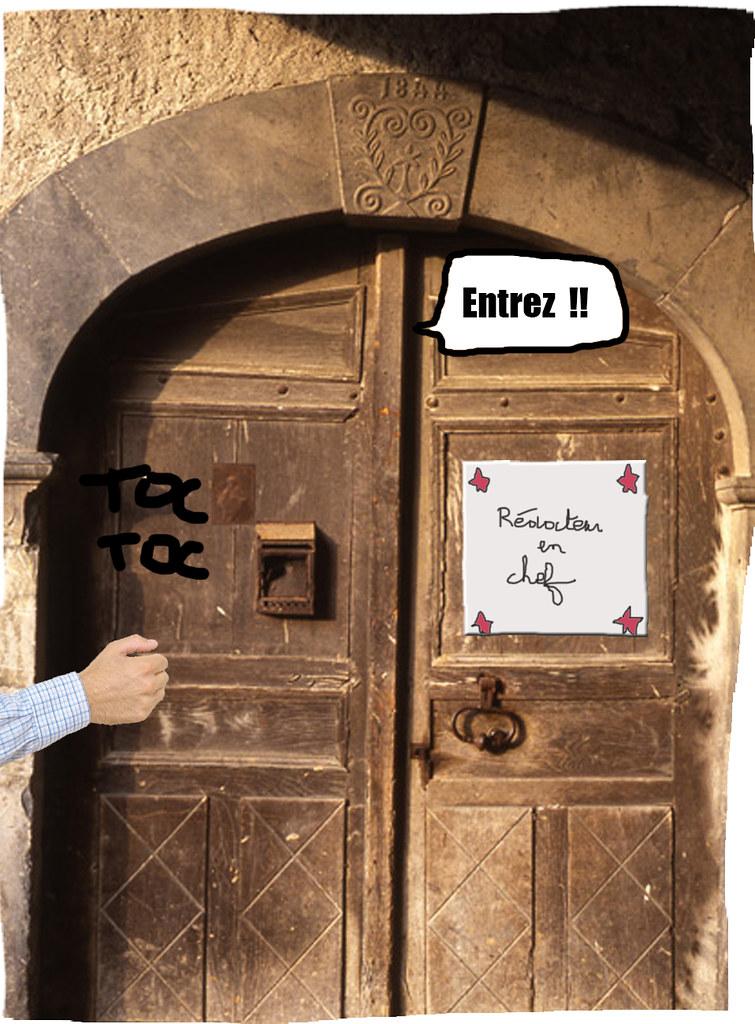 porte entrez