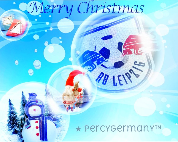 Merry Christmas RB Leipzig