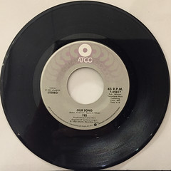 YES:OWNER OF A LONELY HEART(RECORD SIDE-B)