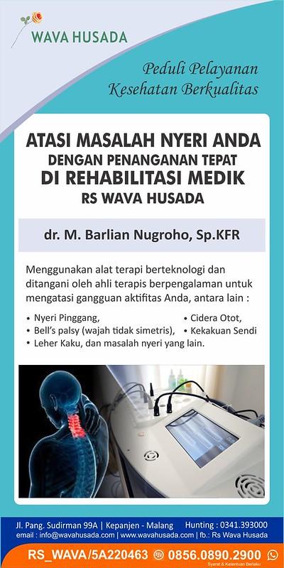atasi masalah nyeri anda dengan penanganan tepat di rehabilitasi medik rs wava husada