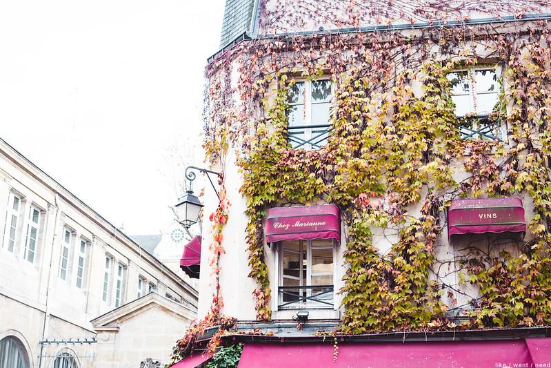Chez Marianne, Rue des Hospitalières Saint-Gervais