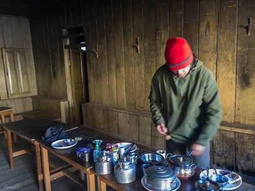 Dzongri Dining Room