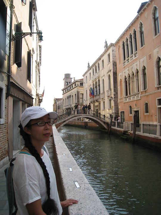 Having thoughts in Venice
