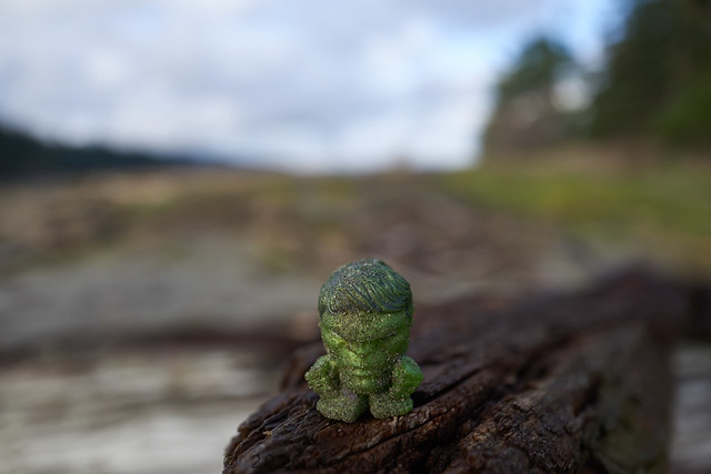 Hulk not smash: mindful meditation at Kala Point