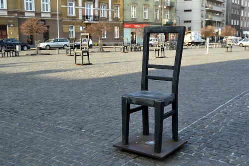 Cracovia - Il ghetto