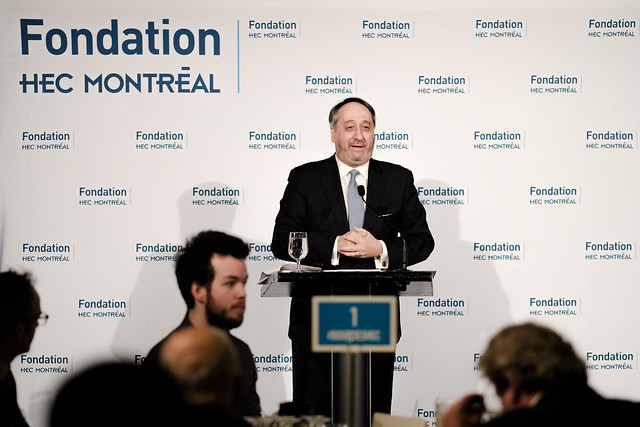 Bourses de la Fondation HEC Montréal - automne 2016