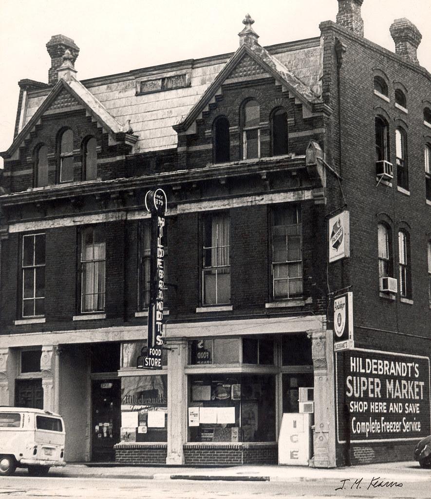 Hildebrandt's, Augusta, Ga. 1970s