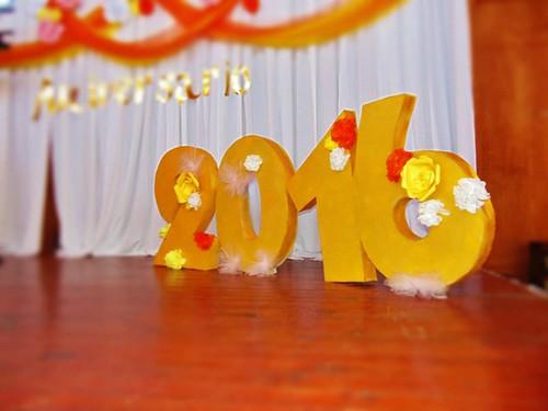 Fiesta de Gala Aniversario 2016 Linsem
