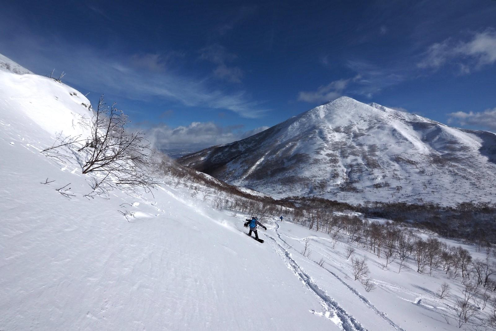Mt. Iwaonupuri Ski Touring (Hokkaido, Japan)