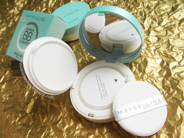 Maybelline Super BB Cushion Fresh Matte SPF25 Case