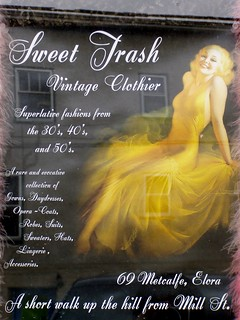 Vintage Shop Poster | by firda