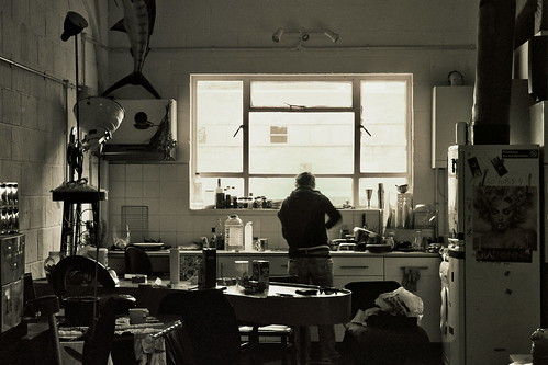 Messy kitchen | by Francesco Rachello