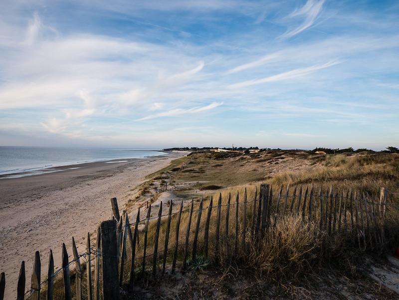 Les plages d'Oléron, à l'ultra grand angle 31356932172_7fe3426189_c