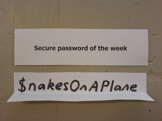 Secure password of the week | by Simon Lieschke