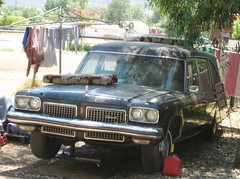 Retired Hearse - Oldsmobile | by MR38