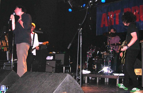 W.A.S. / Art Brut / Spinto Band @ La Tulipe | by Nika