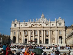 Pope Benedict at Saint Peter's Square | by tellamfam