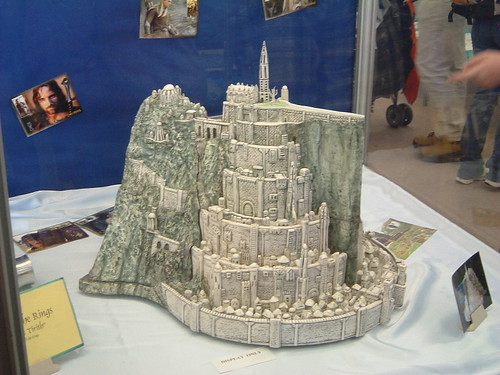 Lord Of The Rings cake | by Clare Wood