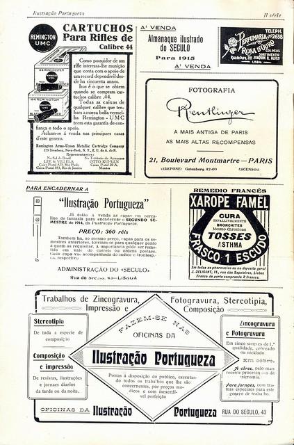 Ilustração Portugueza, nº472, 1915 - 1