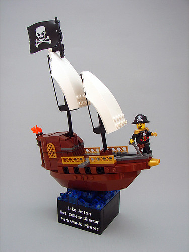 Pirate Ship | by Nannan Z.