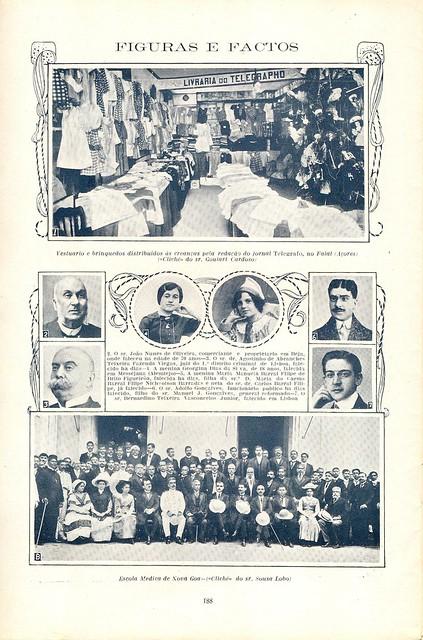 Ilustração Portugueza, No. 468, February 8 1915 - 28