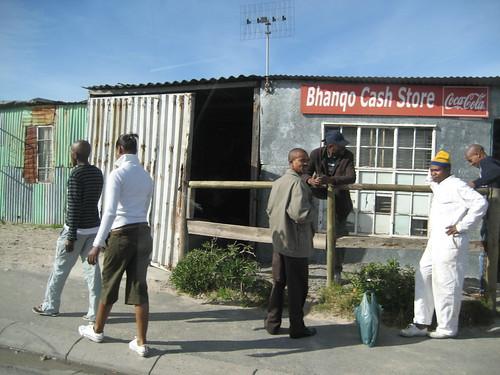 Khayelitsha bhango cash store
