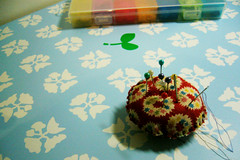 old pin cushion | by +pollipop+