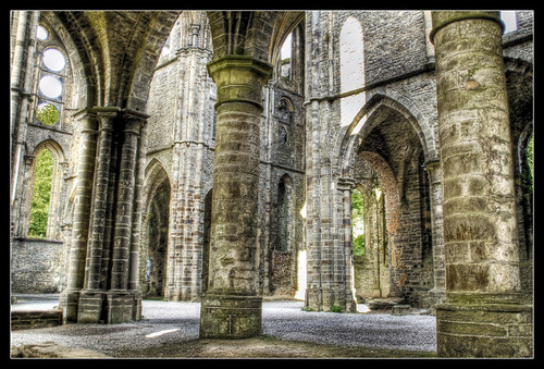 Villers Abbey 4 | by DavidHR