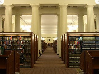 Library @ Harvard School of Law | by samirluther